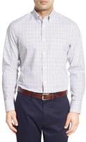 Nordstrom Men's Big & Tall Smartcare(TM) Check Sport Shirt