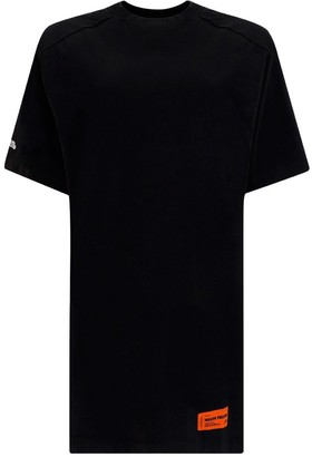 Heron Preston Oversized T-Shirt Dress
