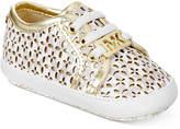 Michael Kors Baby Borium Perforated Sneakers, Baby Girls (0-4)