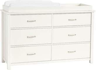 Pottery Barn Kids Camp Extra Wide Dresser & Topper Set