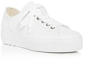 Paul Green Women's Bixby Platform Low-Top Sneakers
