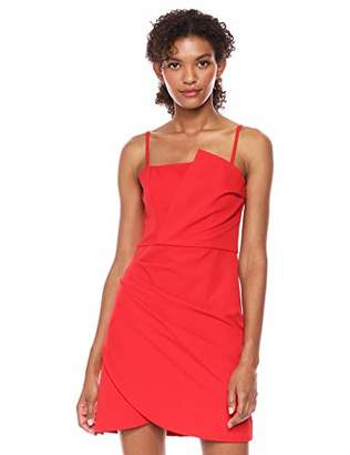 Parker Women's Pippa Sleeveless Pleated Front Cocktail Dress