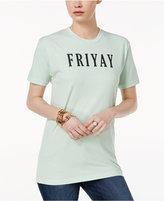 Kid Dangerous Cotton Friyay Graphic T-Shirt