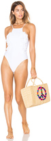 Lolli Swim Whip Cream One Piece