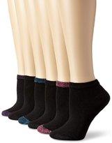 Hanes Women's Low Cut Sock (Pack of 6)