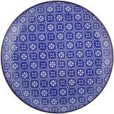 Design Studio Tokyo Nippon Blue Dessert Plate - Flower