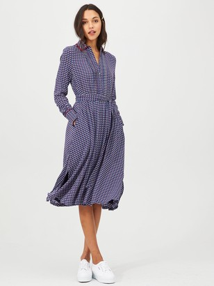 Tommy Hilfiger Long Sleeve Angie Dress - Print