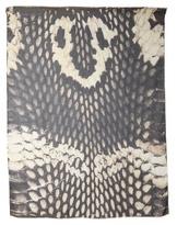 Yigal Azrouel Snake Print Scarf