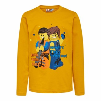 Lego Wear Boys' Lego Movie2 cm a Longsleeve T-Shirt