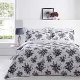 Kaleidoscope Butterfly Garden Duvet Cover & Standard Pillowcase Set
