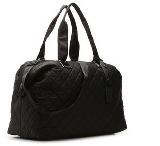 Steve Madden Quilted Weekender Bag