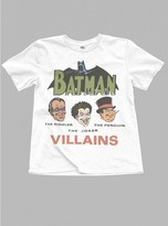 Junk Food Clothing Toddler Boys Batman Tee-electric White-2t