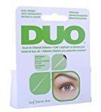 Duo Brush On Striplash Adhesive White/Clear 5g by