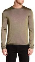 HUGO BOSS Splated Metallic Sweater