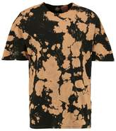 New Look New Look Tie Dye Print Tshirt Orange