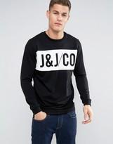 Jack and Jones Core Block Sweatshirt