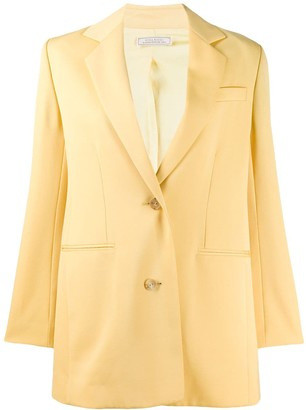 Nina Ricci Oversized Tailored Blazer