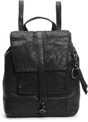 Frye AND CO Rubie Small Leather Backpack