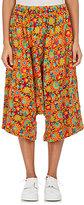 Comme des Garcons Women's Embroidered Organza Drop-Rise Pants