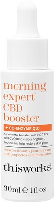 thisworks® This Works Morning Expert Q10 CBD Booster 30ml