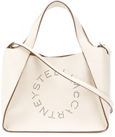 Stella McCartney small Stella Logo tote