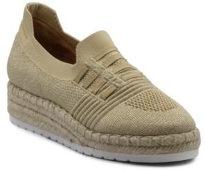 Adrienne Vittadini Nasli Stretch Casual Slip ons Women's Shoes