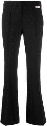 Giamba Flared Tailored Trousers
