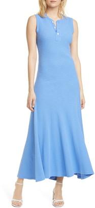 Polo Ralph Lauren Henley Maxi Dress