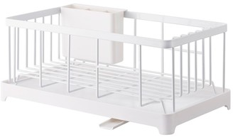 Williams-Sonoma Tower Wire Dish Drainer, White