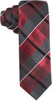 Alfani Men's Raymond Plaid Slim Tie, Only at Macy's