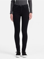 Calvin Klein Jeans Sculpted High Rise Skinny Jeans