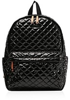 MZ Wallace Metro Lacquer Backpack