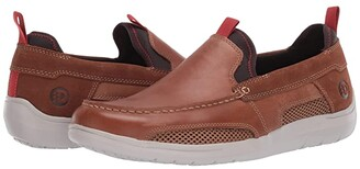 Dunham Fitsmart Loafer (Tan) Men's Shoes