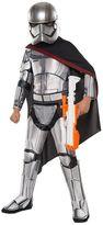 Star Wars Episode VII The Force Awakens Captain Phasma Deluxe Kids Costume