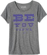 Mudd Girls 7-16 & Plus Size Graphic Print T-Shirt