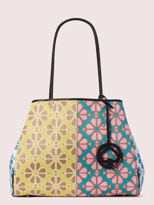 Kate Spade Everything Spade Flower Large Tote
