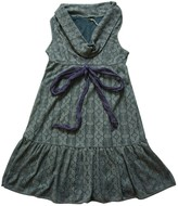 Free People Grey Polyester Dresses