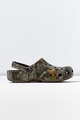 Crocs Classic Realtree Edge Camo Clog