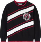 Dolce & Gabbana Mini Me striped sweater