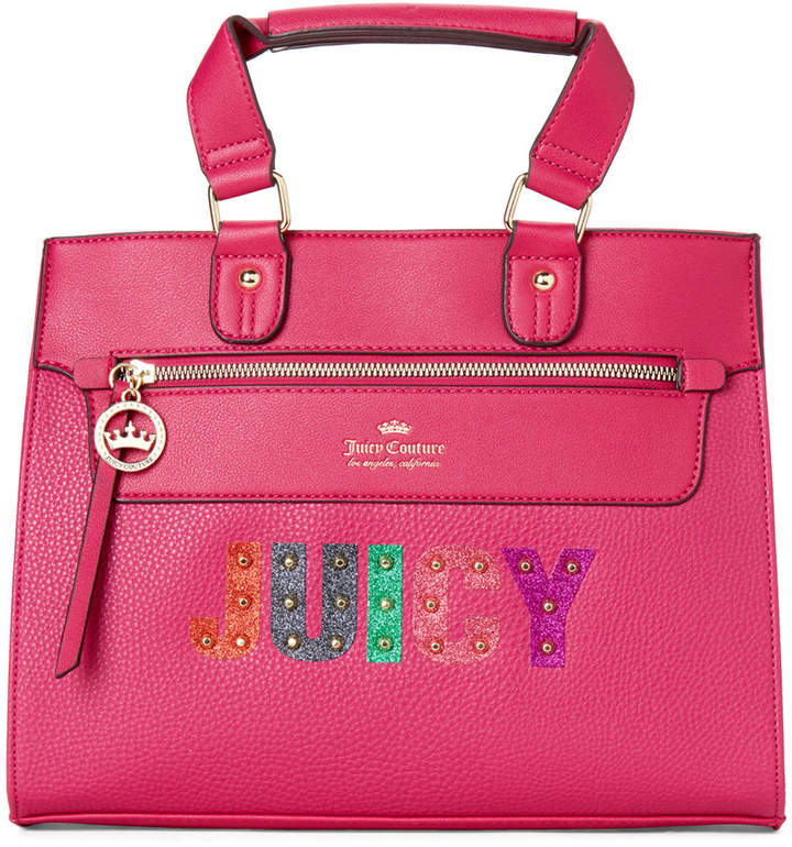 Juicy Couture Berry Rock Candy Satchel