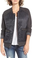 RVCA Women's Bombs Away Bomber Jacket