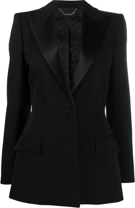 Givenchy Single-Button Wool Blazer
