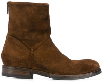 Pantanetti Classic Ankle Boots