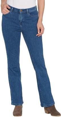 BROOKE SHIELDS Timeless Tall Boot-Cut Jeans