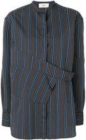 Ports 1961 long sleeve wrap shirt