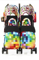 Cosatto Infant Supa Dupa Pixelate Double Stroller