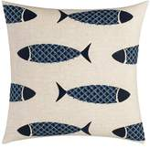 Nautica Lockridge Embroidered Pillow