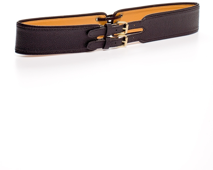 Sophie Theallet Back-Laced Belt