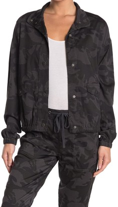 SUPPLIES BY UNION BAY Edna Camo Print Jacket