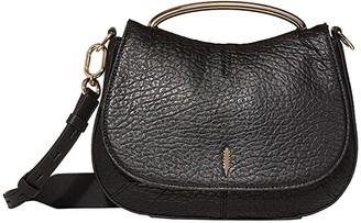 THACKER Nola Shoulder Bag (Gardenia/Taupe) Handbags